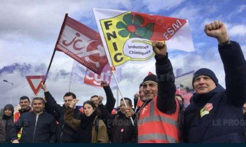 Arrêt des procédures de licenciement et réintégration immédiat du délégué syndical !