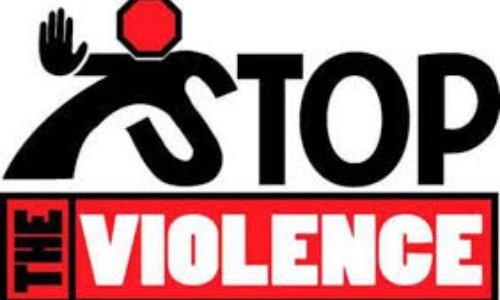 stop aux  violences et degradation des gilets jaunes
