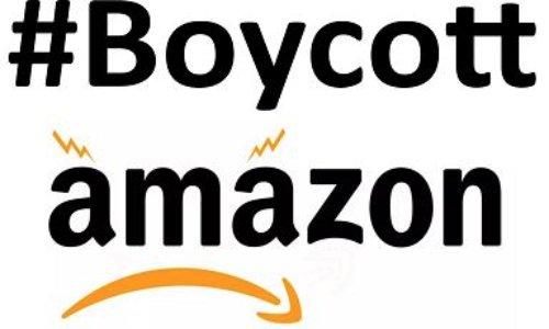 Pour une justice fiscale et sociale: boycottons Amazon!