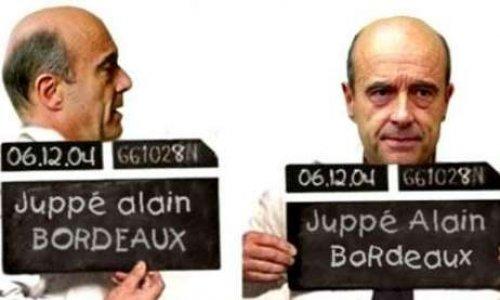 Non à l'entrée d'Alain Juppé au conseil constitutionnel