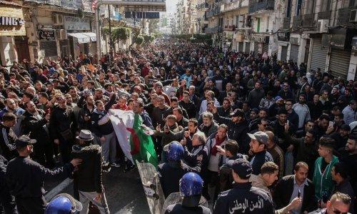 Retraite Bouteflika