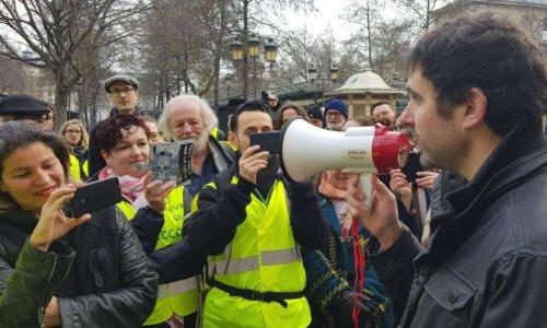 Pas de sanctions politiques contre le lanceur d'alerte Alexandre LANGLOIS