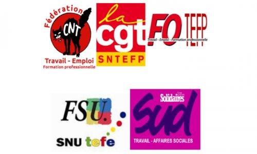 Intersyndicale CGT FO FSU SUD du Ministère du Travail pour les salaires !