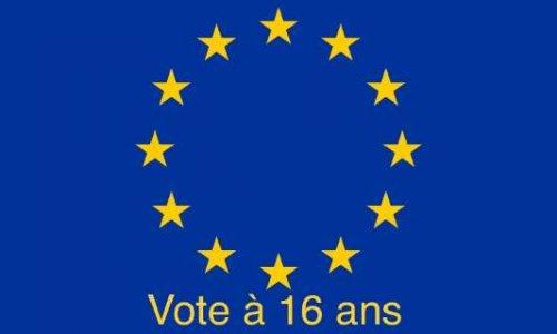 Vote à 16 ans