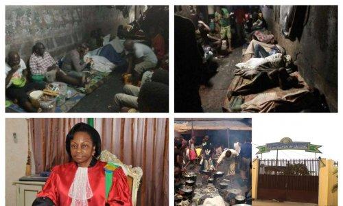 Pétition contre les arrestations arbitraires et les mauvaises conditions de détention des prisonniers d'opinion au Gabon, orchestrées par MARIE MADELAINE MBORANTSUO, présidente de la cour constitutionnelle gabonaise.