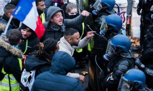 Contre l'enquête de l'ONU sur les manifestations des gilets jaunes lancée par Michelle Bachelet