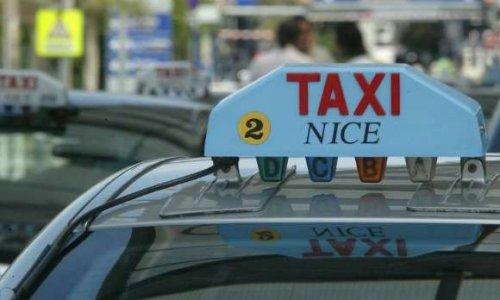 Les 437 Taxis Niçois sollicitent une nouvelle station sur la place Masséna à Nice...
