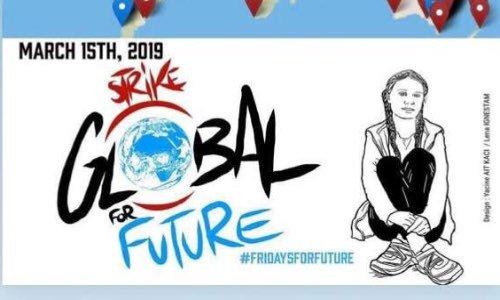 Pétition : Strike global for future/ Grève mondiale pour l'avenir