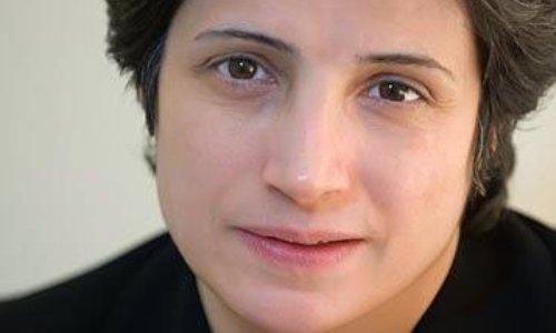 Libérez Nasrin Sotoudeh