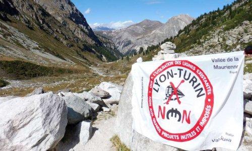Pétition : Citoyens pour la transition écologique et contre le Lyon-Turin