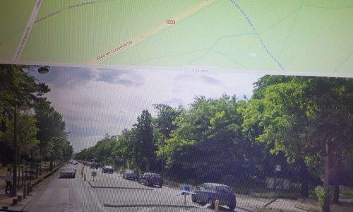 Pour que ce passage piéton soit enfin sécurisé Allée de Lonchamps près des Etriers de Paris