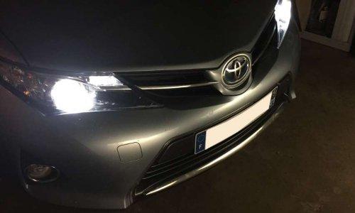 Pétition : Eclairage Toyota Auris dangereux, pour une prise en charge rétroactive des changements d'optique par Toyota