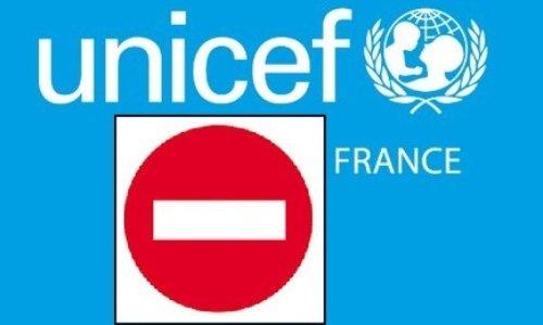 Pétition pour le remplacement d'Unicef-France