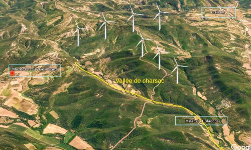 Pétition : Défendons la vallée de Charsac