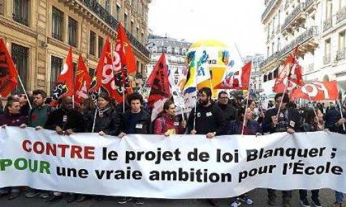 Pétition : Nous, parents d'élèves de l'Hérault, sommes aux côtés des enseignants et de leur organisation pour exiger le retrait des réformes Blanquer !