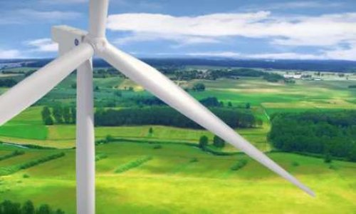 Pour le développement éolien.