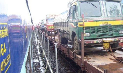Pour le ferroutage obligatoire des transports routiers internationaux