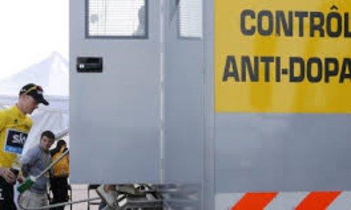 CONTROLE ANTIDOPAGE POUR ELECTIONS NATIONALES EN FRANCE