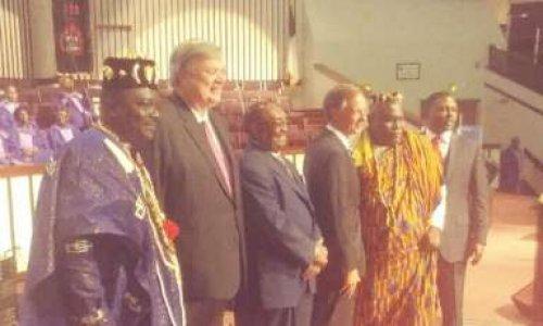 Pour que Bénino-Americain du nom de Denis ASSONGBA soit normé ambassadeur du Bénin, promoteur de la culture Béninois aux USA et ambassadeur de la paix à l'ONU