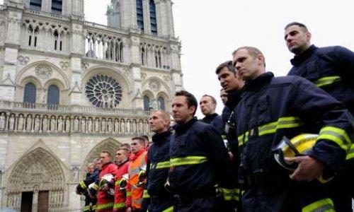 Pour que les Casernes de Pompiers qui ont aidé à sauver Notre Dame, reçoivent aussi des dons !
