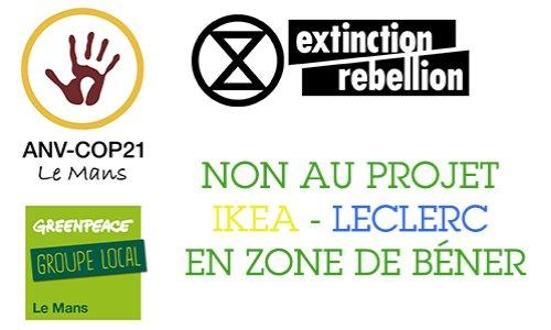 Pétition : Non au projet de la zone commerciale de Béner