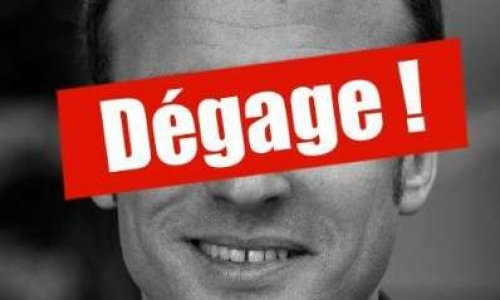 Démission Emmanuel Macron