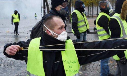 Référendum d'Initiative Partagée ( RIP) interdiction des manifestations de Gilets Jaunes