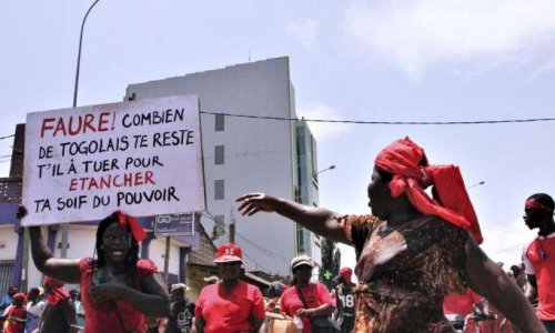 La libération de tous les prisonniers politiques togolais