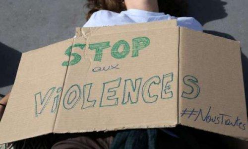 STOP A LA VIOLENCE FAITE AU FEMMES