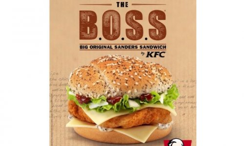 Pour que le burger the boss revienne