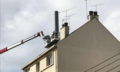 Pétition : Non aux antennes trop proches de nos habitations