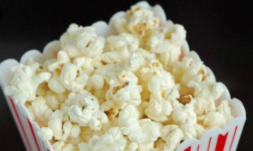 Non au popcorn au ciné