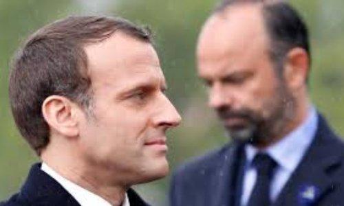 La démission du gouvernement de Macron