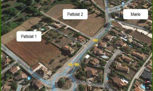 Contre l'accord de permis de construire qui mettent en danger l'avenir de la commune de Coublevie