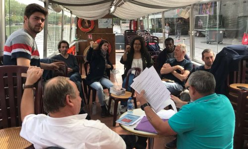 Soutien aux salarié.e.s grévistes de chez Canauxrama