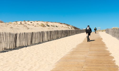 Pétition : Pour ré-ouvrir l'accès aux parkings de la plage du Porge