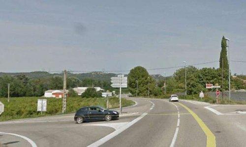 Demande de mise en place d'un rond-point ou autre aménagement routier au carrefour D6 / D143 (carrefour de Donnat-Combes /D6)