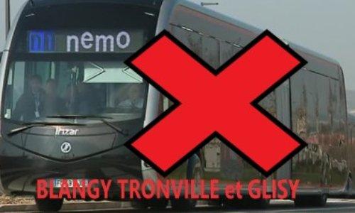 GLISY & BLANGY TRONVILLE - Les grands oubliés du nouveau réseau de bus d'Amiens Métropole
