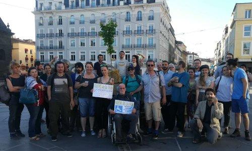 Pétition : Laurent, gilet jaune fait une grève de la Faim pour revendiquer une allocation juste versée aux Personnes handicapées