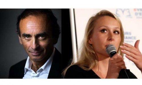 Pour un ticket Eric Zemmour / Marion Maréchal à la présidentielle 2022