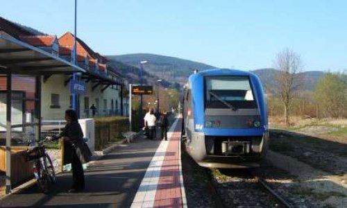 Pour le maintien de tous les trains COLMAR-METZERAL