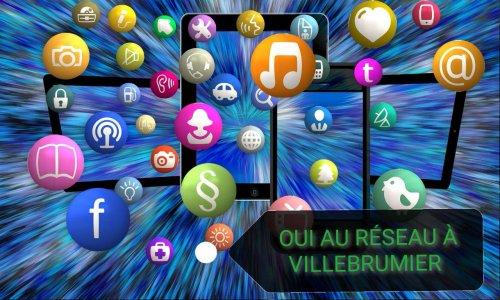 Oui au réseau à Villebrumier