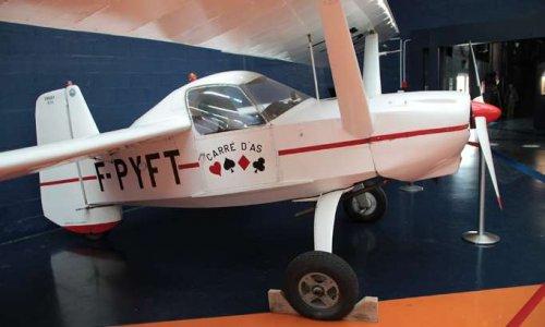 Pétition : Pour l'exposition de l'avion