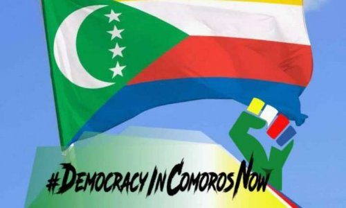 Pour l'organisation de nouvelles élections libres, transparentes et démocratiques aux Comores