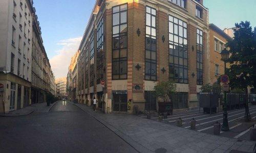 75002 Rue Greneta : Conservons le calme de cette rue, refusons les bars, restaurants et leurs terrasses