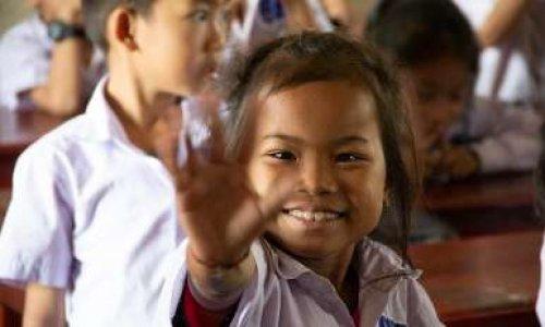 Pétition : Un droit à l'éducation pour les enfants d'Asie