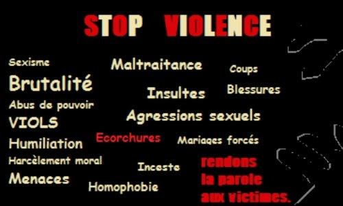 Pour une meilleur prise en charge des victimes de violences sexuels.