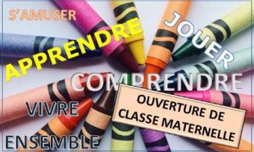 Pétition : Ouverture urgente de classes maternelles pour l'école du Buisson à Villemandeur (Loiret)
