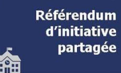 Soutenons le Référendum en cours : Aérodromes de Paris = Service public