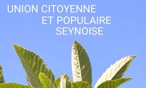 Pour l'Union à La Seyne !
